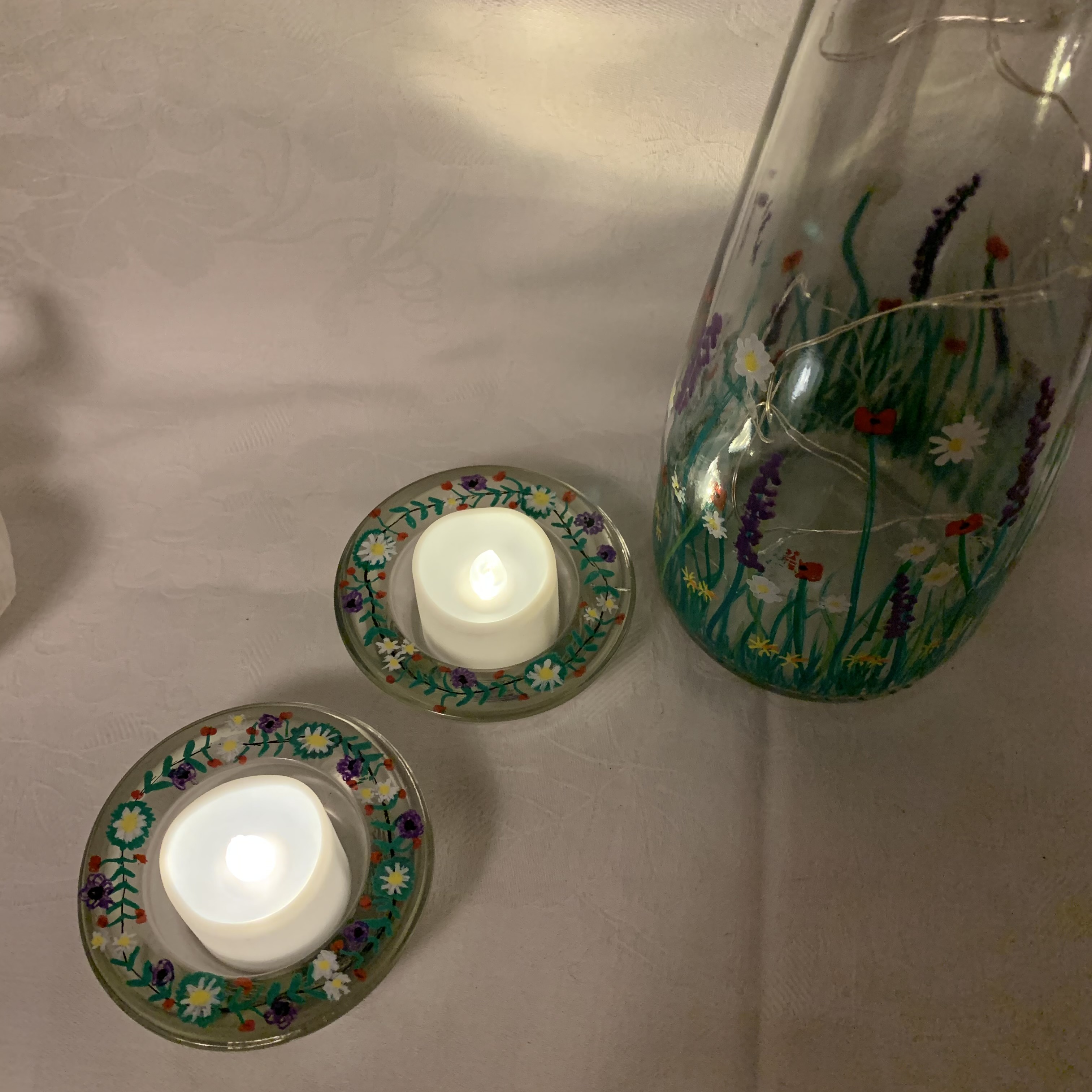 Mini Tea Light Holders