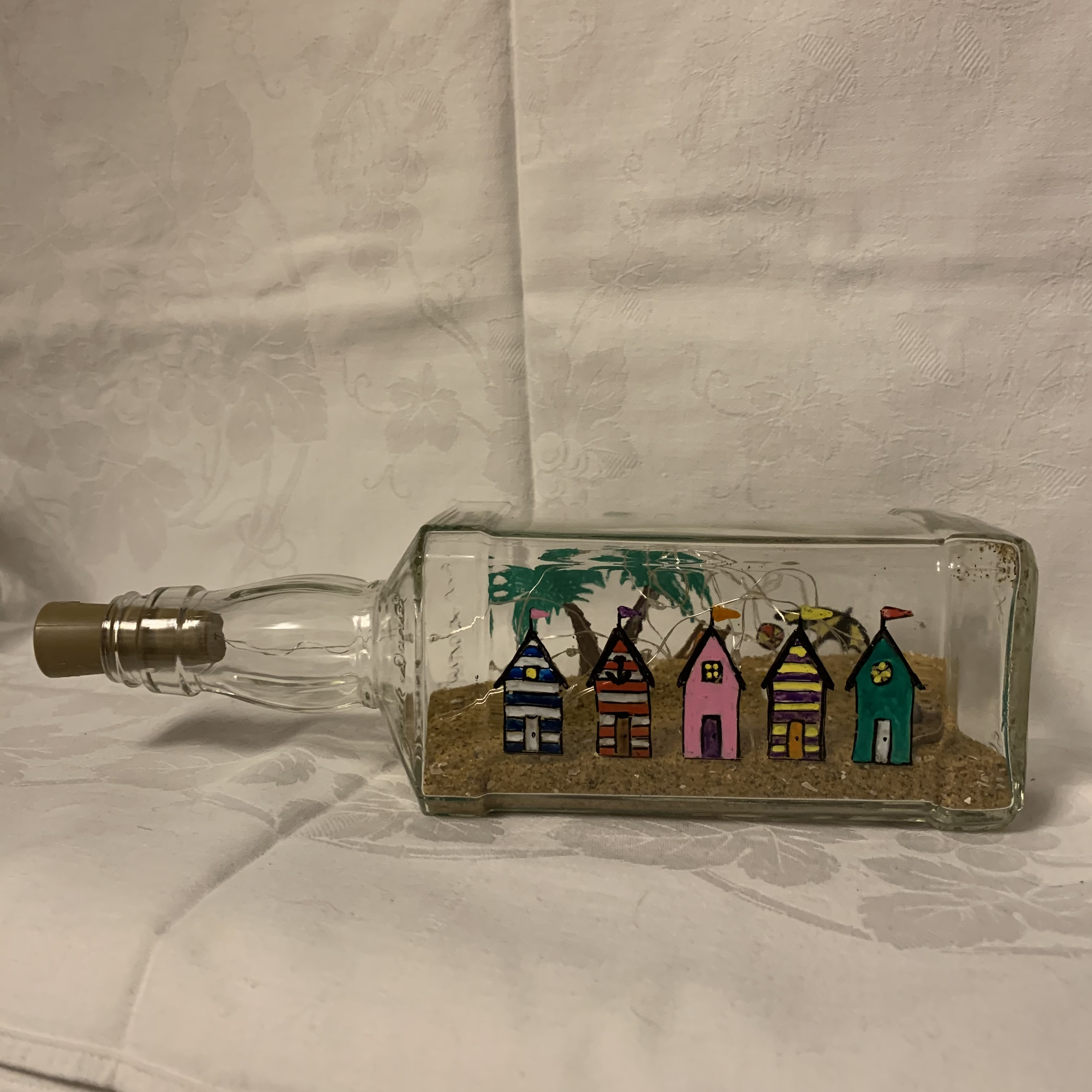 Bottle Bathroom Beach D