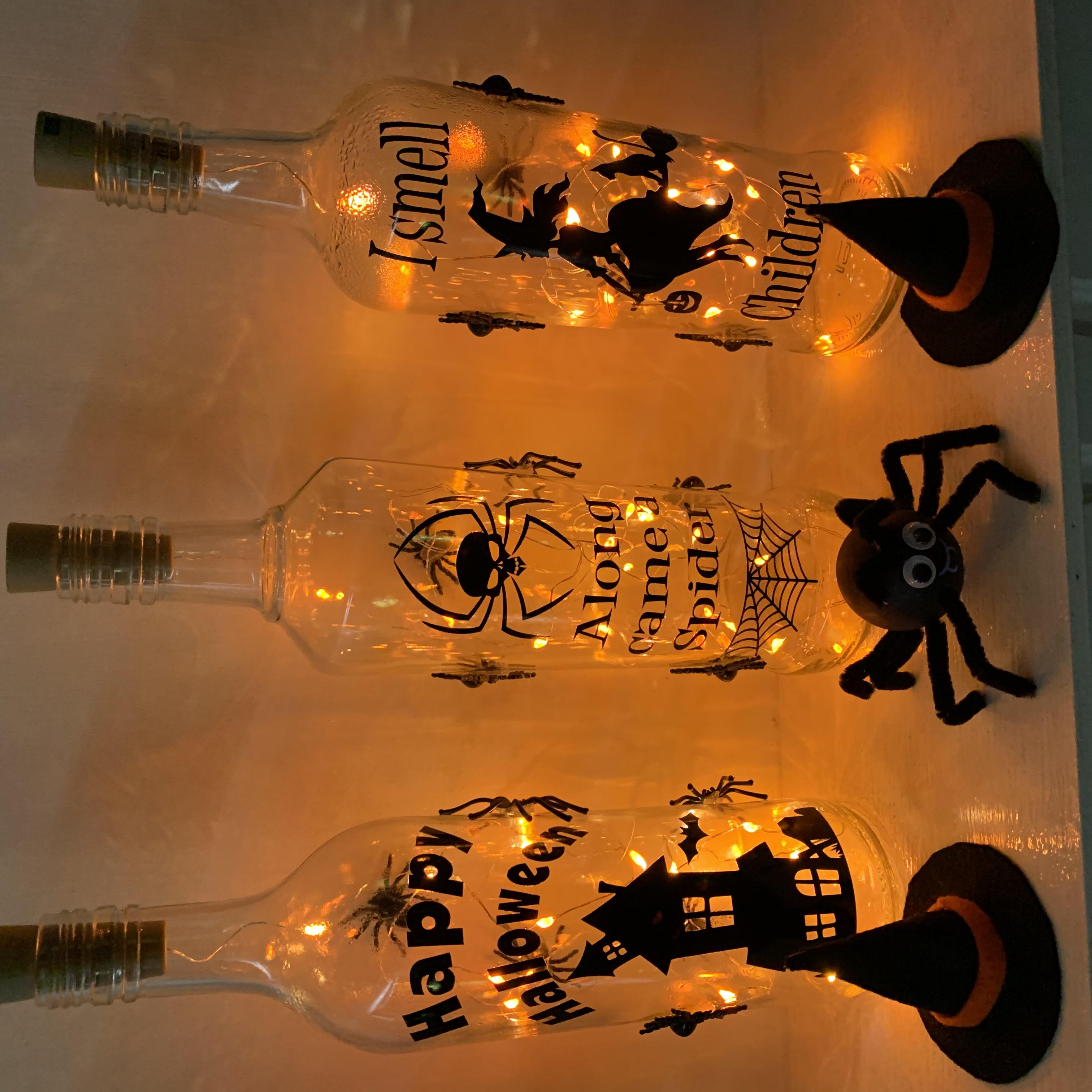 Bottle Halloween1 £8
