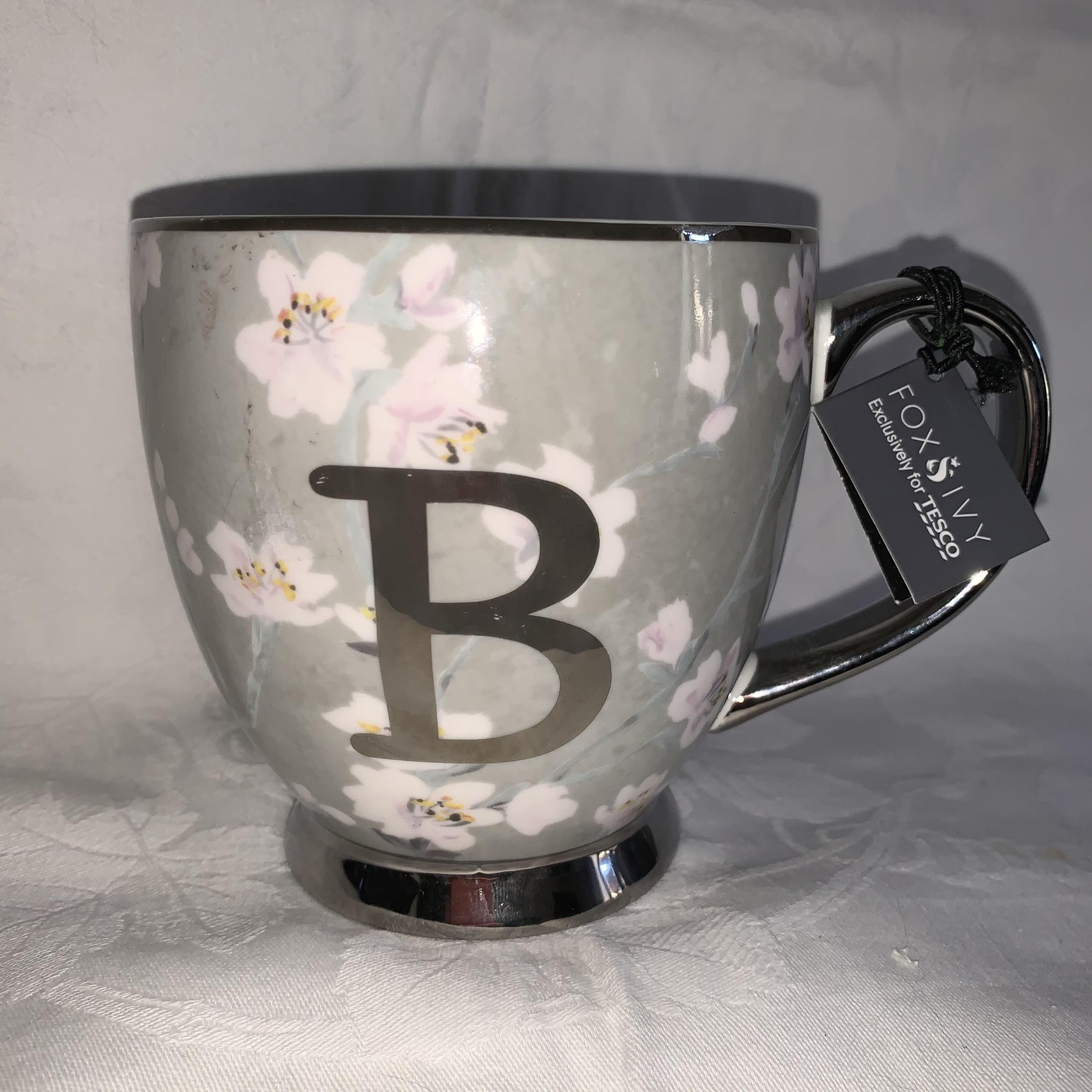 Initial 'B'