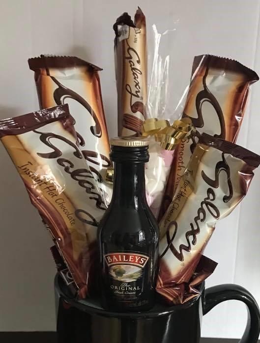 Mug Hamper Bayleys Chocolate B